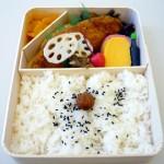 これがリニア鉄道館の復刻昭和39年新幹線開業弁当だ!食べてみた感想