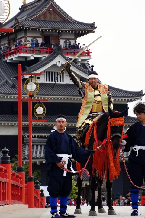 清州城信長まつり02