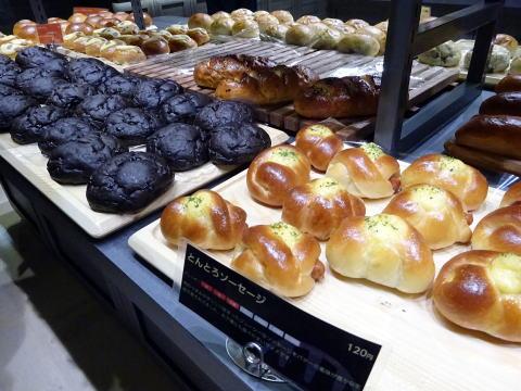 パンのトラのパン