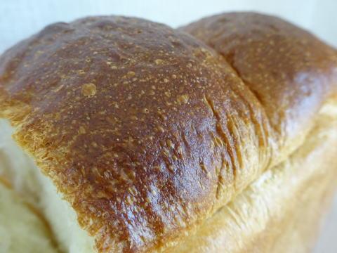 パンのトラの焦げ目