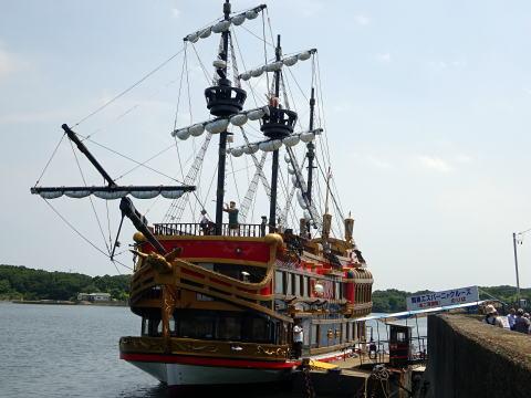 スペイン帆船型・エスペランサ