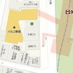 名古屋駅、金山駅から地下鉄電車でクラブクアトロへのアクセス方法