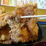 日本で3番目に大きい唐揚げとは?!豊田市田中町の三浦屋の感想