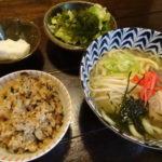 沖縄料理ってどうなの?沖縄ダイニング知立じーるのランチ体験の感想